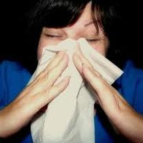 Lady sneezing 2.3''