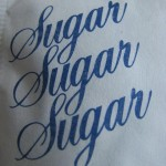 Sugar packet 2.3''