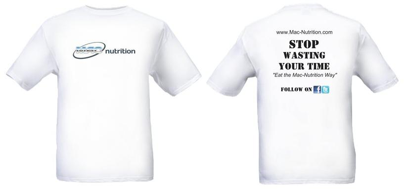 Male Nutrition T-Shirt