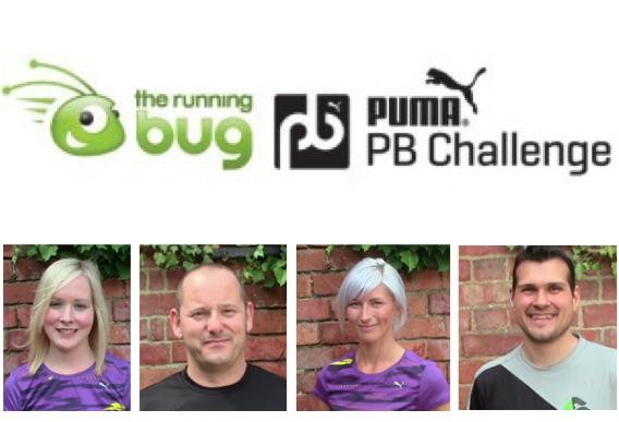 Puma PB Challenge!