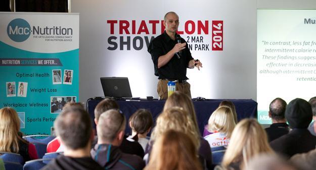 Triathlon Show  Martin MacDonald