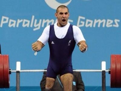Ali Jawad Testimonial - Sports Nutrition Uk for Paralympics