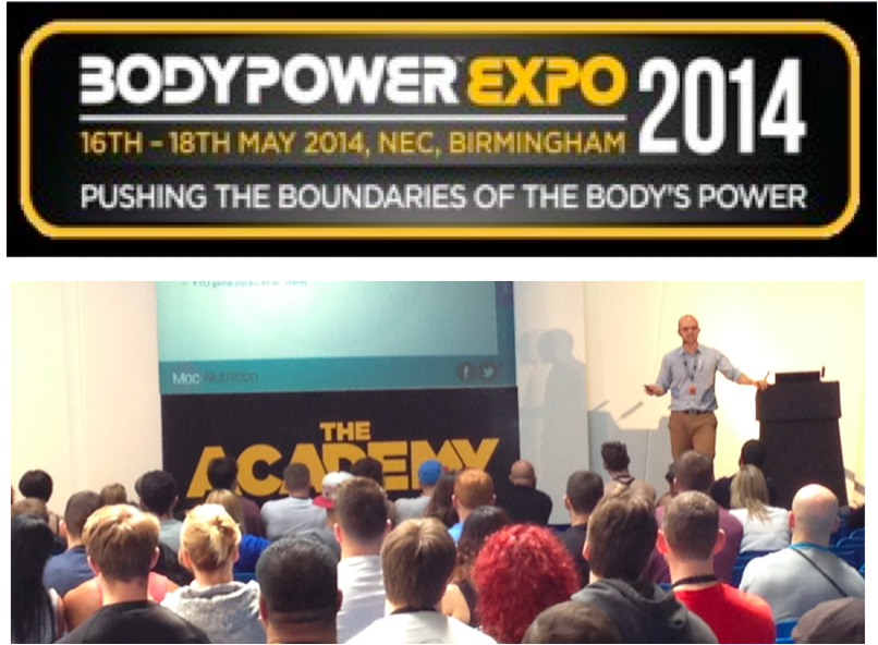 BodyPower Expo 2014