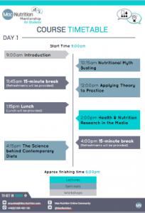 MNSM Timetable Image