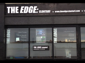 The Edge Gym Nutrition Talk Ireland